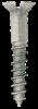 Steel Countersunk Screw
