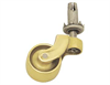 Castor Brass Pin/Socket