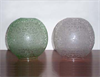 Etched Ball Shade