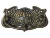 Cast Brass Handle