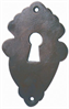 Cast Escutcheon