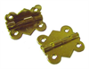 Butterfly Hinge Pair