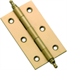 Hinge-Fixed Pin Finial
