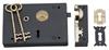 Box Lock Iron -LH