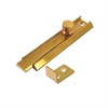 Extruded Brass Slide Bolt