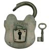 Brass Padlock Batavia