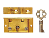 Jewel Box/Showcase Lock