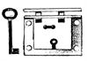 Box Lock 4 lever