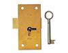 "Straight Cupboard Lock 1.1/2"""