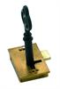 Cupboard Lock Brass