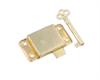 Steel Cupboard Lock & Key