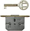 Full Mortice Drawer/Door Lock