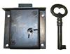 Rebate Cupboard Lock RH