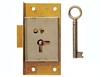 "2.1/2"" Rebate Cupbrd Lock LH"