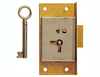 "3"" Rebate Cupbrd Lock RH"