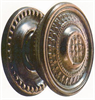 Brass Knob (rear bolt fix)