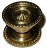 Sheraton knob and backplate