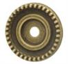 Antique Brass Knob Plate