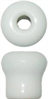 Porcelain Knob Front Mount