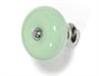 Button Ceramic Knob